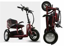 Faltbar Dreirad Reisemobil KLAPPRAD ElektroRoller ElektroScooter Seniorenmobil