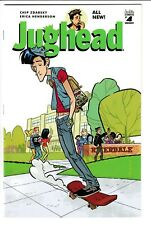 JUGHEAD #4, J BONE VARIANT, New, Archie Comics (2015)