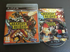 PS3 : anarchy reigns