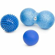 Massage Ball Set - Deep Tissue, Myofascial Trigger Point Therapy Balls Lacrosse