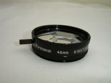 AROMA 46mm 6 section filter / Multi Image / Multi-Vision