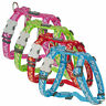NEW Red Dingo Stylish Harness for Dog / Puppy XS SM MED LG AUSTRALIA BRAND