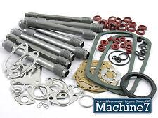VW Beetle Engine Rebuild Gasket Kit Pushrod Oil Seal & Flywheel Seal Set 1600cc