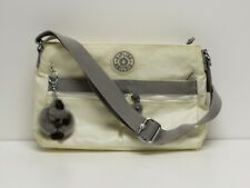 Kipling ANGIE Coated Crinkle Nylon Convertible Shoulder/Crossbody Handbag