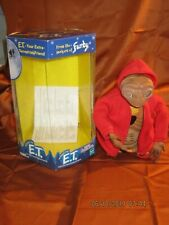 VINTAGE E.T. EXTRA TERRESTIAL ALIEN INTERACTS FURBY ELECTRONIC TOY TIGER 2000!!!