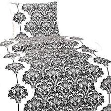 4-teilige geblümte Bettwäschegarnituren aus Polyester