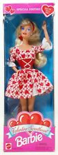 Barbie 1995 Mattel Valentine Sweetheart Special Edition Doll No. 14644 NRFB