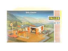 FALLER 109217 H0 B-217 Tankstelle