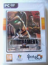 68524 - Unreal Tournament 2004 [NEW / SEALED] - PC (2006) Windows XP
