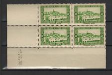 Algérie RF sites et paysages 4 timbres neufs coin daté 5.12.38  /T3267