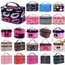 Travel Make Up Cosmetic Organizer Bag Toiletry Wash Holder Case Beauty Pouch Box