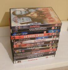 dvd films assortment job lot x13