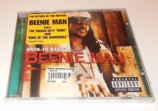 Back to Basics [PA] by Beenie Man (CD, 2004, Virgin) NEW SEALED