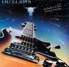 "Outlaws:  ""Ghost Rider""  + 4 live bonus tracks  (CD)"
