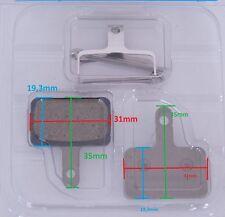 Shimano B01S Pastillas Freno de BR-M445 446 575 486 525 Disco Deore