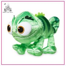 DISNEY TANGLED THE SERIES RAPUNZEL PASCAL THE CHAMELEON MINI PLUSH TOY BNWT