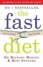 The Fast Diet: Lose Weight, Stay Healthy, Live Longer-ExLibrary
