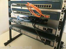 CISCO STARTER CCENT CCNA CCNP R&S HOME LAB KIT 2x Cisco 2811 CME 8.6