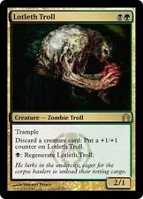 MTG Magic RTR - Lotleth Troll/Troll de Lotleth, English/VO