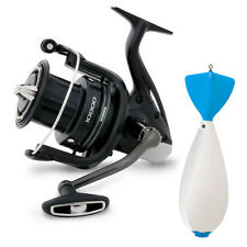 Shimano NEW Carp Fishing Aerlex 10000 XTB Spod Reel + Fox TT Large Impact Spod