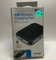 Mini Wireless Charging Pad with Micro USB Charger for Samsung Galaxy - 24.99