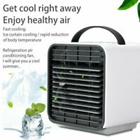 Portable Mini Air Conditioner USB Cooling Fan Humidifier Clean Arctic Cooler Fan