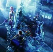 NEW FINAL FANTASY XIII-2 Original Soundtrack Plus PS3 Game Music CD