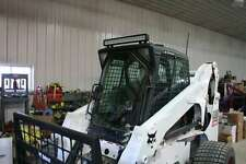 Bobcat G Extreme duty DEMO DOOR PLUS SIDE WINDOWS!!!! Skid loader steer glass