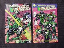 1999 GREEN LANTERN The New Corps #1-2 NM Lot of 2