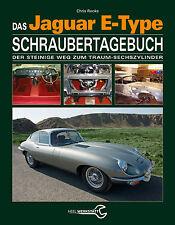 JAGUAR E-Type Schrauberhandbuch Schrauberbuch Reparaturanleitung Reparatur Buch