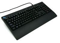 Logitech G213 Prodigy Tastatur,  spanisches  QWERTY-Layout, Kabelgebunden