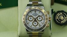 Rolex Men's Daytona 116503 18K Yellow Gold and Stainless Steel 40mm - Brand New