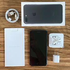 Apple iPhone 7 Plus - 128GB - UNLOCKED - Black