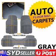 Car Floor Mats Replace Waterproof Rubber 3pcs Carpet For Toyota Aurion 2006-2019