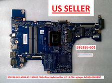 926286-601 Amd A12-9720P Ddr4 Motherboard for Hp 15-Cd Laptops, Dag94Amb8D0, Us