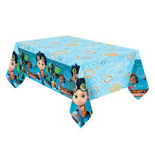 Rusty Rivets Plastic Party Tablecover 120 x 180 cm Childrens Birthday Party