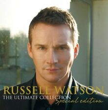 RUSSELL WATSON ( NEW 2 CD SET ) ULTIMATE COLLECTION + LIVE AT ROYAL ALBERT HALL