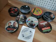 New listing Lot of 200 Loose Dvd Discs Only All sorts of Movies, Tv shows, Series, Music
