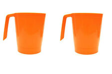 2 Pack of DE Measuring Scoop Cup D.E Pool Filter Media Powder replacement by CMP