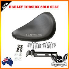 Softail Leather Solo Seat Torsion Spring Mounting Bracket Harley Bobber Yamaha