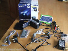 SONY HANDYCAM DCR-SR55E CAMCORDER  DIGITAL VIDEO CAMERA 40GB HDD Can Collect