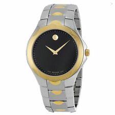 Movado 0606906 Men's Luno Sport Black Quartz Watch
