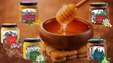 Russischer Altai Honig Set je Glas 550g (5x550g=2,75Kg) Алтайский мёд