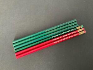 Vintage Linton Pencils (Rancho 444, Penmanship 34)