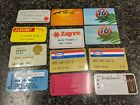 Vintage Pile Collectors Credit Cards.Some Misc cards