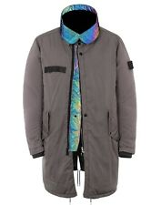 STONE ISLAND 70501 DOWN FISHTAIL PARKA WITH DROP POCKET (D-NW) 10TH ANNIVERSARY