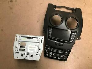 VE Commodore SV6 SS Calais Evoke series 2 head unit facia sat nav stereo
