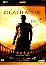 """""""G 0000016F ladiator"""" - """"Russell Crowe"""" - """"Signature Selection"""" - (Dts Es - Dolby Digital)"""