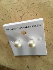 Black Market Earrings New White House