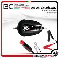 BC Battery KIT 2 caricabatterie JUNIOR 900 per batterie 12v fino a 100 Ah